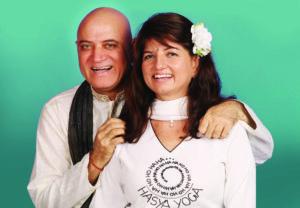 Dr K & Madhuri