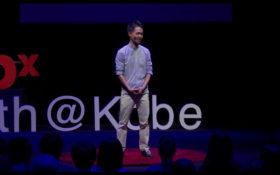 【動画】ジブリッシュで一瞬で雑念を消し去る!TEDx Youth @KOBE