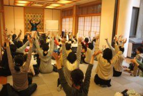 笑ってコラえて!笑ってコソだて!セミナー@和光保育園・子育て支援センター