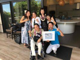 アロハ笑いで大盛り上がり!ハワイの日本人被害者支援NPOにて笑いヨガ講演 【ハワイvol.1】