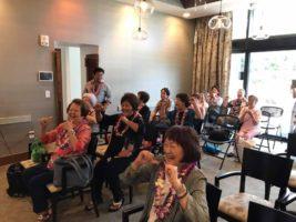 ハワイ初☆ラフターヨガリーダー養成講座を開催します!(3/24.25・ホノルル市内・23日は体感セミナー有!)