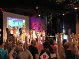 笑いで世界が一つに!1st global Laughter Yoga Conferenceでの感動【ドイツvol.3】