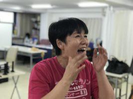 陳瑞琴先生との運命的な出会い!大阪心斎橋「88ギャラリー」に、笑い総研の新事務所が!