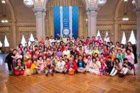 笑いヨガ・学びの祭典2019in大阪 、盛況開催!ラフターヨガ創始者Dr.マダン・カタリア博士来日企画
